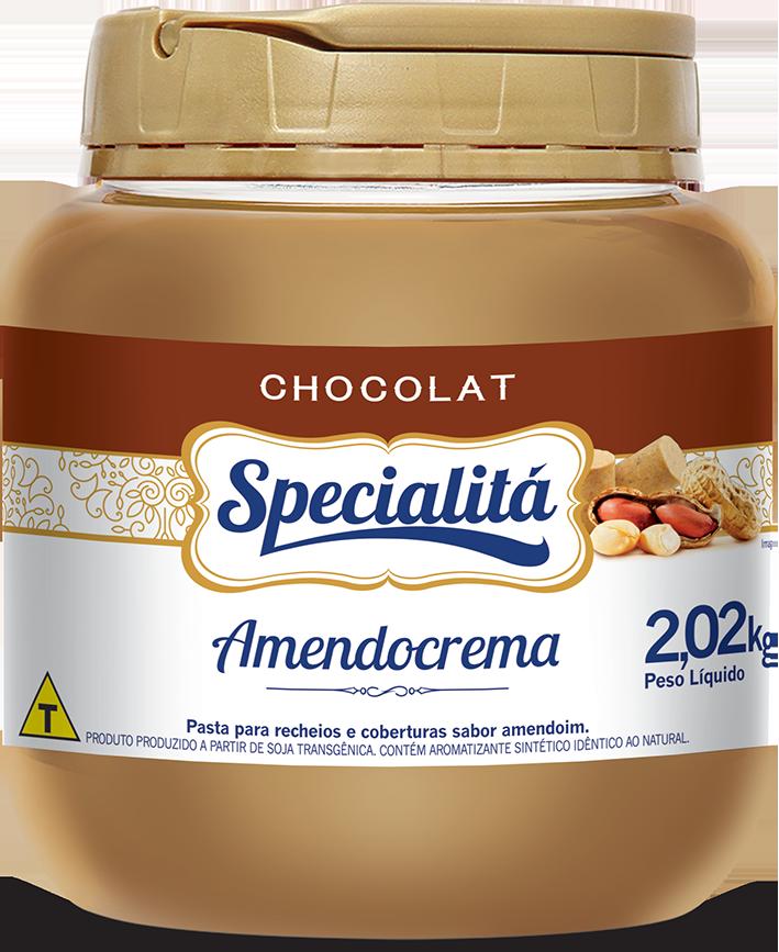 Pasta Chocolat Amendocrema