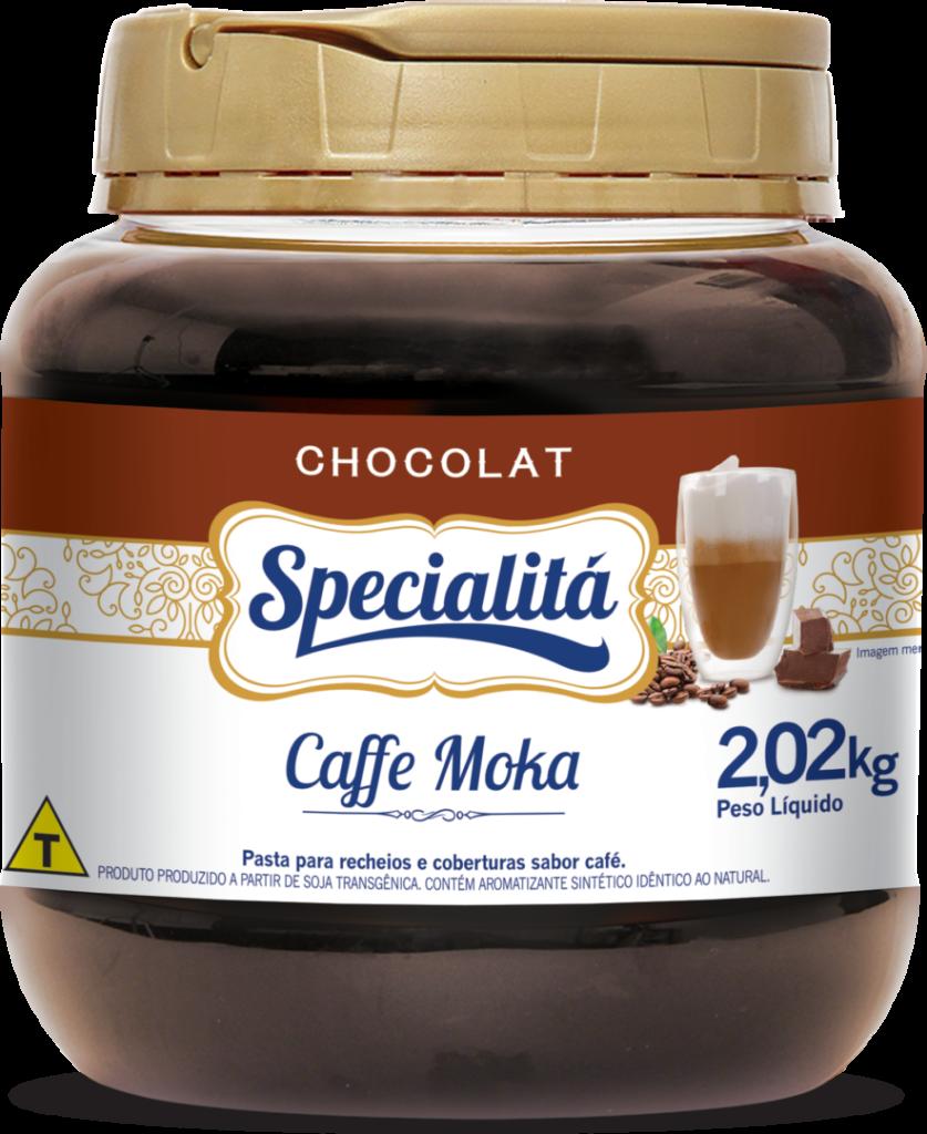 Pasta Chocolat Caffe Moka