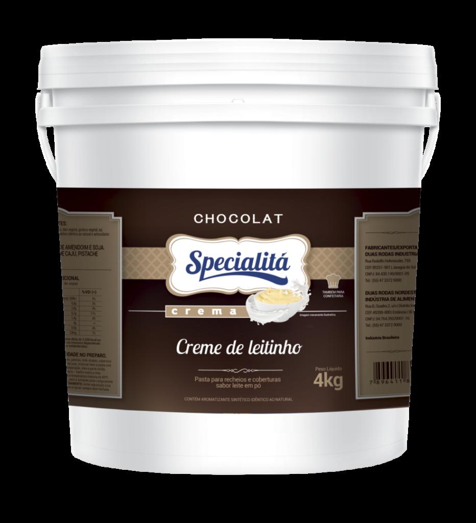Pasta Chocolat Crema Creme de Leitinho