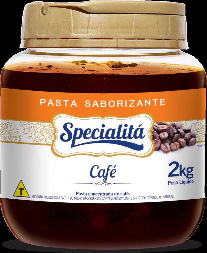 Pasta Saborizante Café