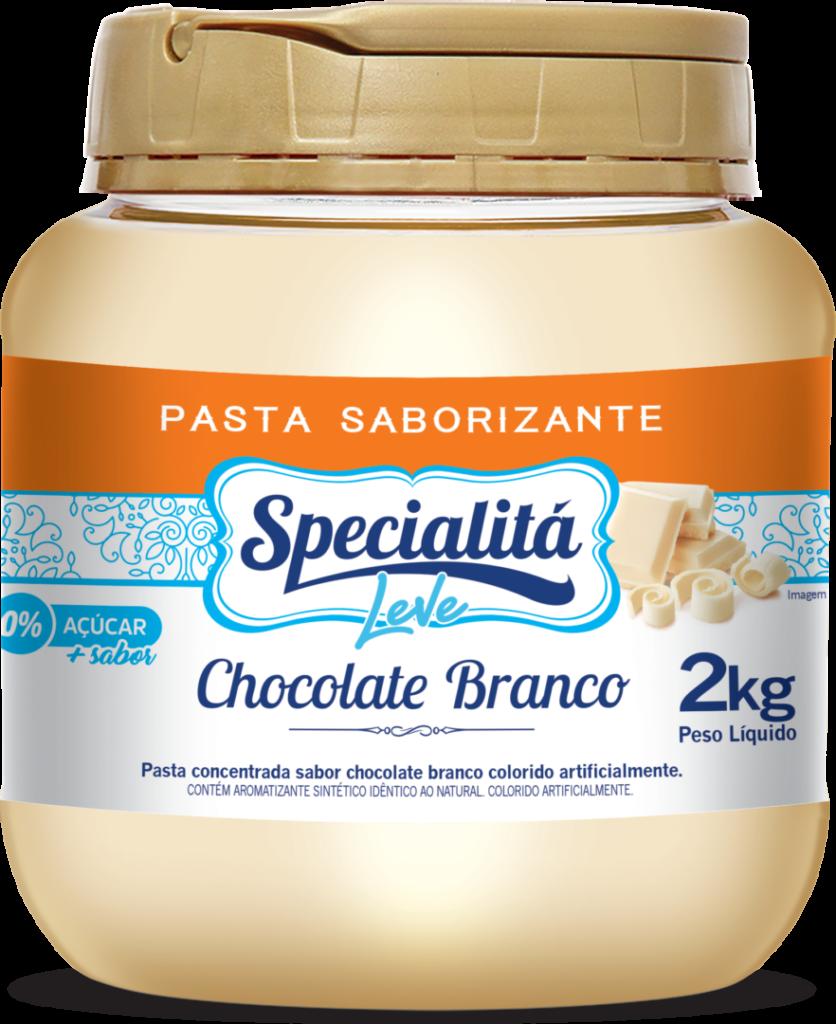 Pasta Saborizante Chocolate Branco