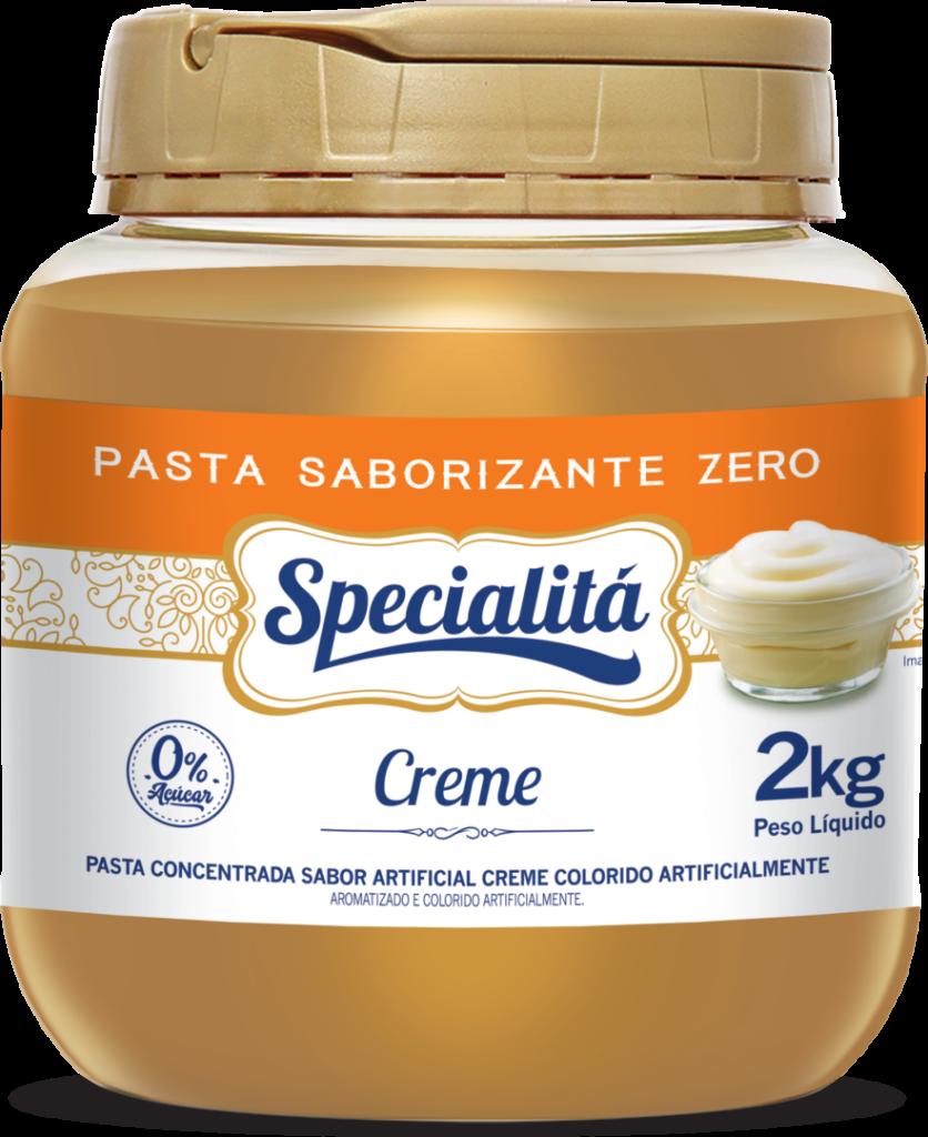 Pasta Saborizante Creme Zero Açúcar