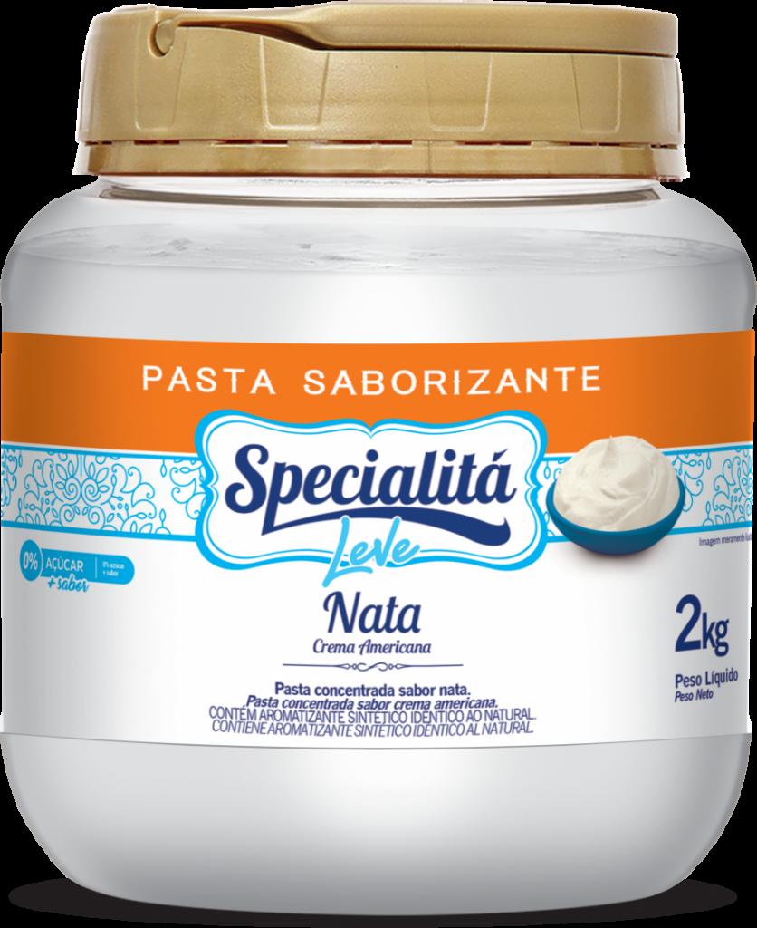 Pasta Saborizante Nata Zero Açúcar